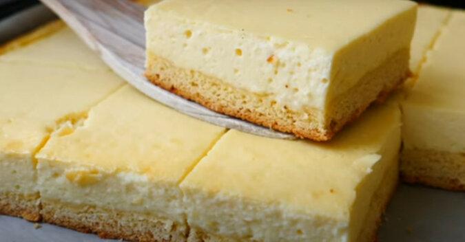 Ciasto – sernik: nie ma nic smaczniejszego niż ten wypiek