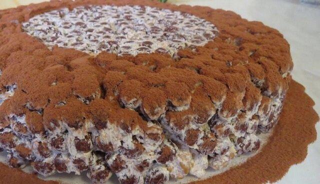 Niezwykłe chrupiące ciasto bez pieczenia Nesquik
