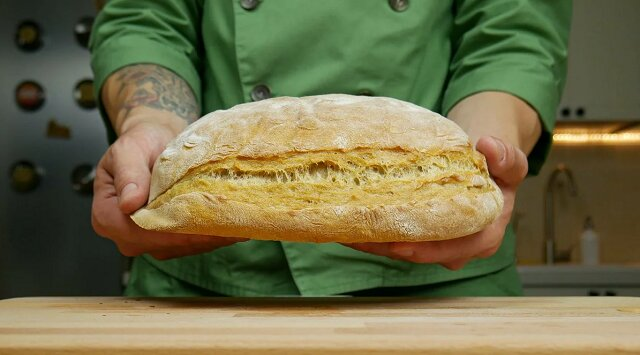 Hiszpański szef kuchni wyjaśnia, jak zrobić chleb domowy, nawet jeśli nie masz żadnego doświadczenia
