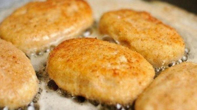 Kotlety z kurczaka z serem. To danie jest przepyszne