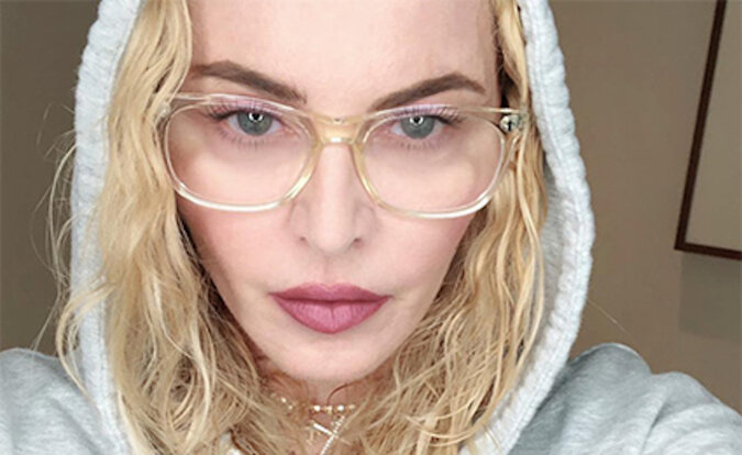 Madonna opublikowała nowe zdjęcia ze swoim chłopakiem i dziećmi z przyjęcia urodzinowego
