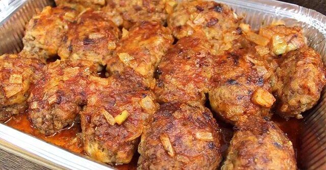 Jak gotować pulpety z mięsa mielonego i kaszy gryczanej
