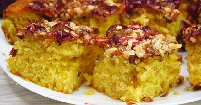 """Ciasto kefirowe """"Kędzierzawe"""". Idealne do herbaty"""
