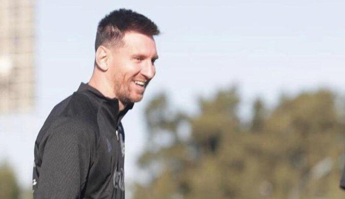 Lionel Messi musiał zostać gwiazdą, aby poślubić swoją wybrankę