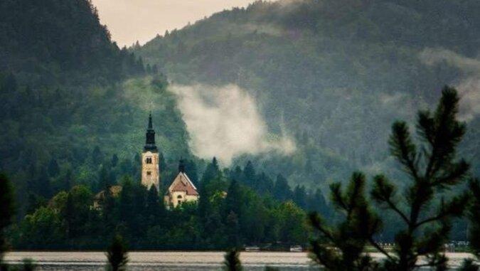 Jezioro Bled w Słowenii: raj, którego nigdy nie będziesz chciał opuścić