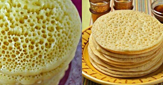 Przepis na naleśniki drożdżowe z semoliną