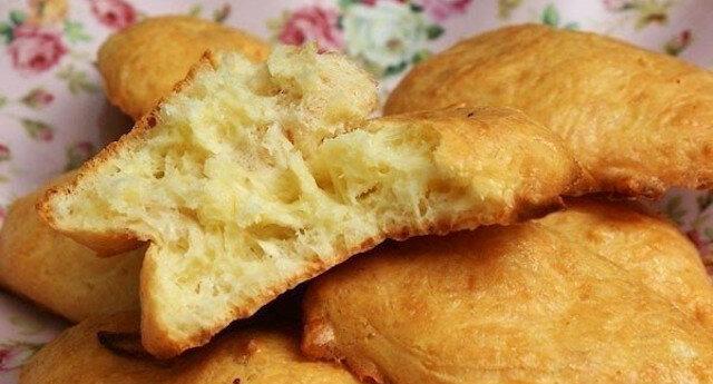 Szybkie ciasteczka serowe