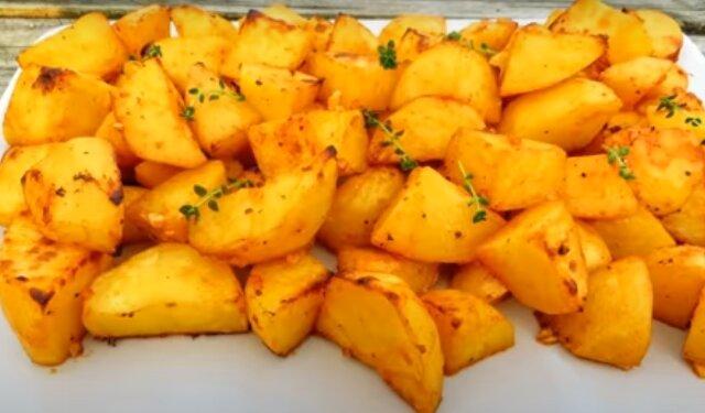 Ziemniaki po grecku. Na świąteczny stół i nie tylko