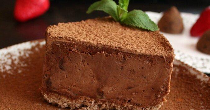 """""""Trufla  Ewy""""! Bardzo czekoladowo, bardzo delikatnie, od razu rozpływa się…"""