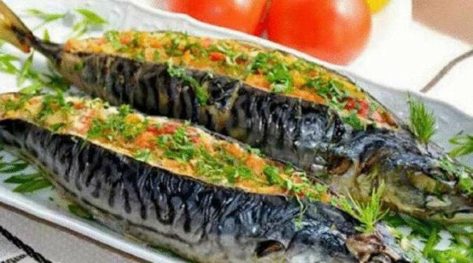 Nadziewana makrela. Wyśmienite danie na świąteczny stół