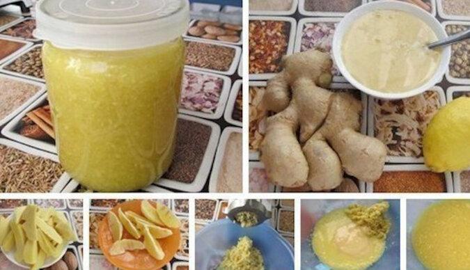 Imbir z cytryną i miodem – przepis na zdrowie