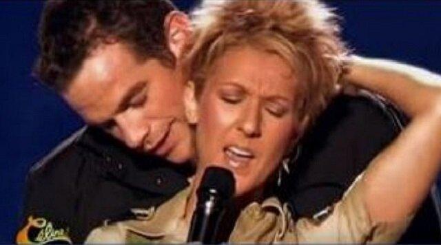 Celine Dion i Garou. Zobacz jak oni razem śpiewają