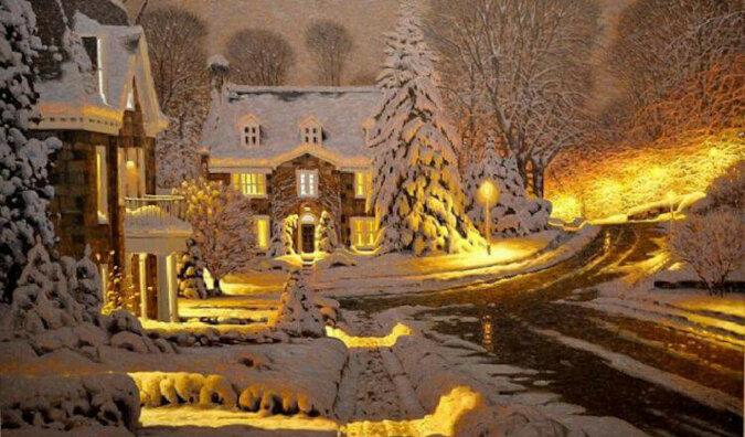 Przytulne śnieżne obrazy utalentowanego kanadyjskiego artysty Richarda Savoya