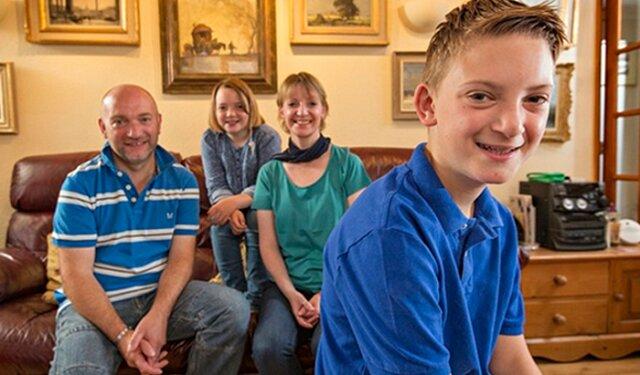 14-letni chłopiec był w stanie zapewnić nie tylko swoją przyszłość, ale także życie swoich rodziców. Zobacz jak