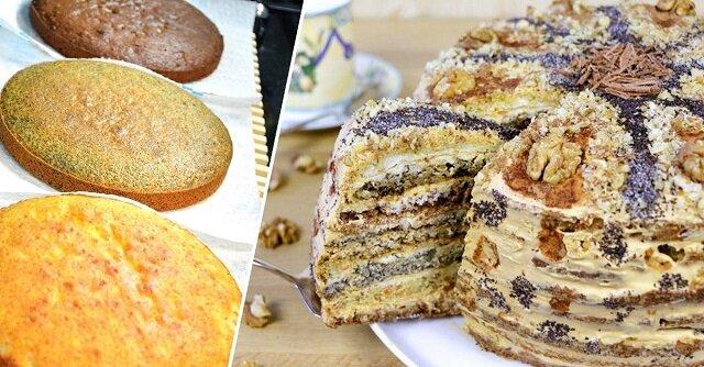 """Ciasto """"Kaprys damski"""". Ten deser nigdy nie będzie nudny"""