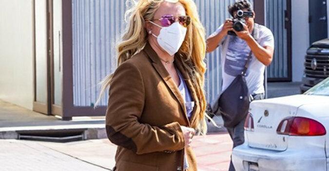 Bardzo rzadkie wyjście: Britney Spears pojawiła się publicznie po raz pierwszy w zeszłym roku