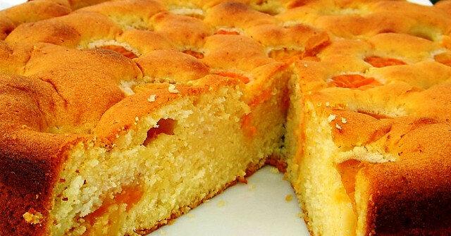 Jabłkowo-miodowe ciasto do herbaty - odżywcze i bardzo smaczne
