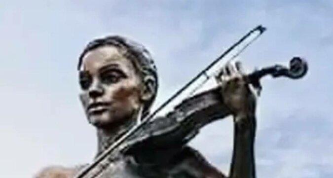 """""""Wysoka Nuta"""" – unikalna rzeźba powietrzna w Czerkasach"""
