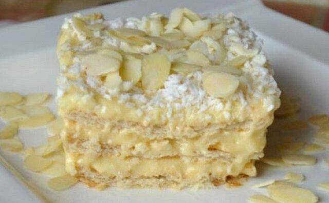 Rafaello na krakersach. Ciasto banalne w wykonaniu, a niesamowite w smaku. Bez pieczenia