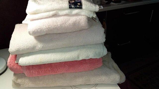 Ręczniki frotte piorę tylko tak: super sposób