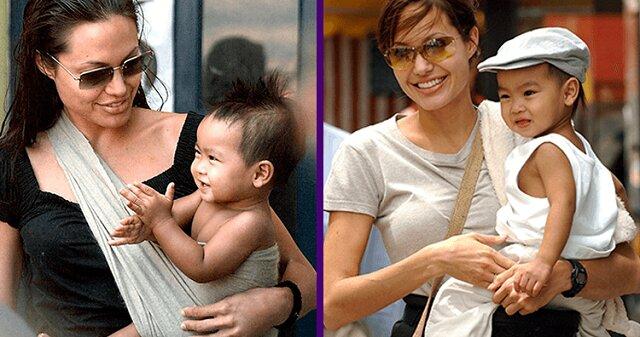 19 lat temu Angelina Jolie adoptowała chłopca z Kambodży. Oto jak wyrósł