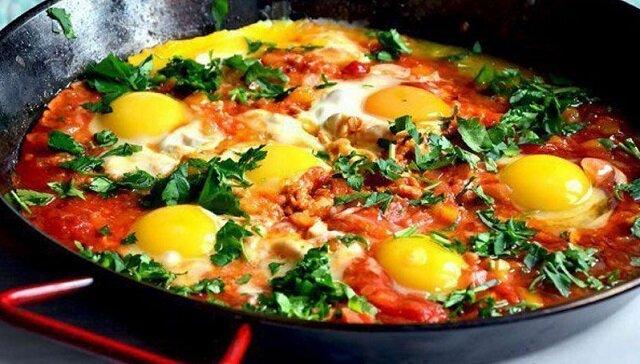 Najbardziej zdrowe i smaczne izraelskie śniadanie z prostych składników