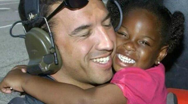 Mężczyzna znalazł dziewczynkę, którą uratował 10 lat temu, aby jej podziękować