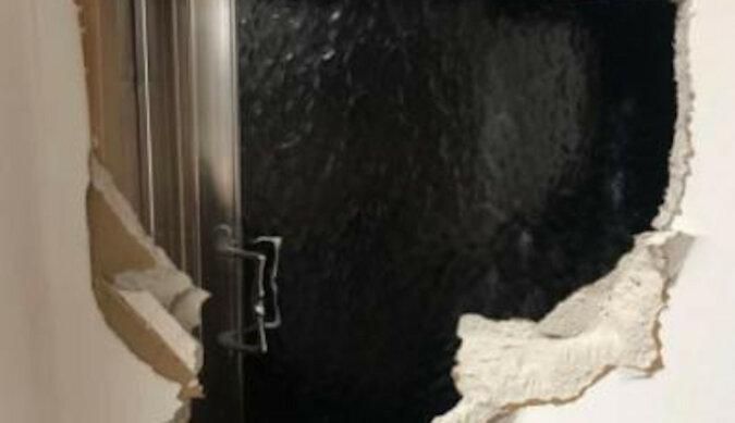 Właściciel wyburzył ścianę, a za nią znajdował się sekretny pokój