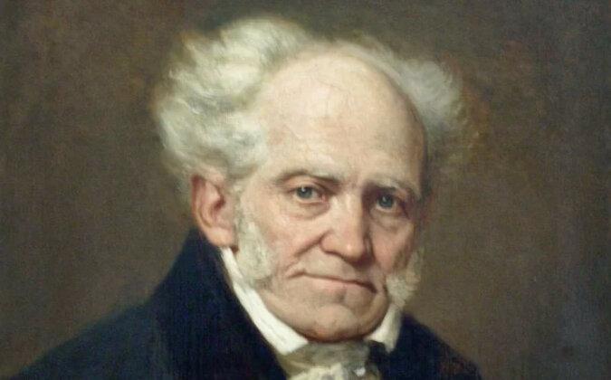 Mądry cytat Arthura Schopenhauera o mądrych i głupich