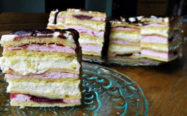 Ciasto Jakuba. Ładny wygląd – pyszny smak