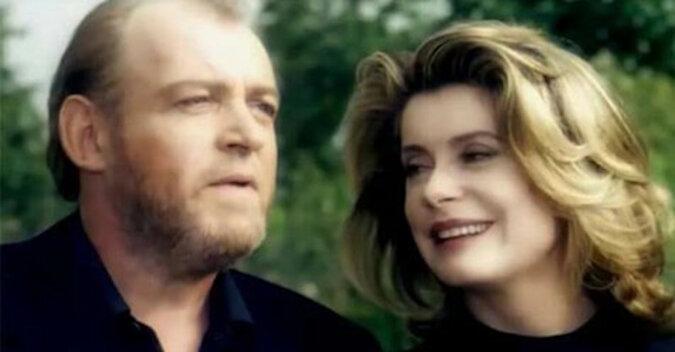 "Muzyk od Boga Joe Cocker i piękna Catherine Deneuve - ""Noubliez Jamais"""