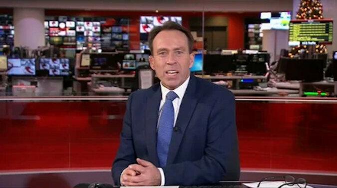 Prezenter BBC rozbawił sieć zwykłym ziewnięciem - wszystko to wydarzyło się na żywo