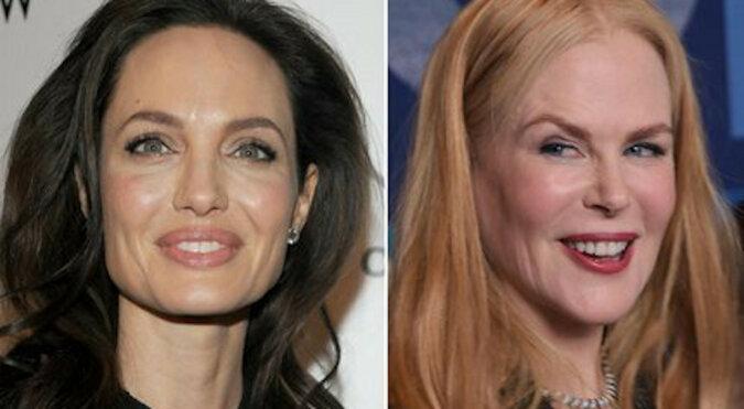 Jak Angelina Jolie, Nicole Kidman i inne aktorki wyglądały w swoich pierwszych filmach