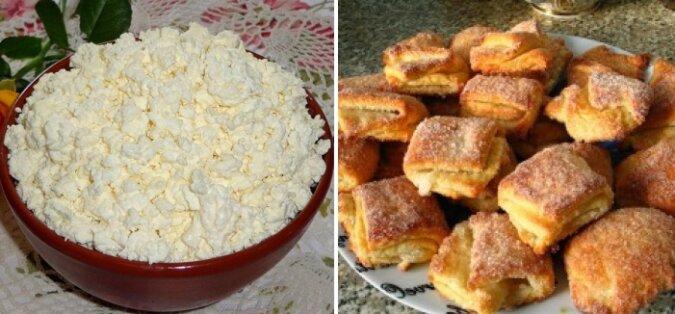 Dietetyczne ciasteczka z twarogiem w 5 minut. Pycha