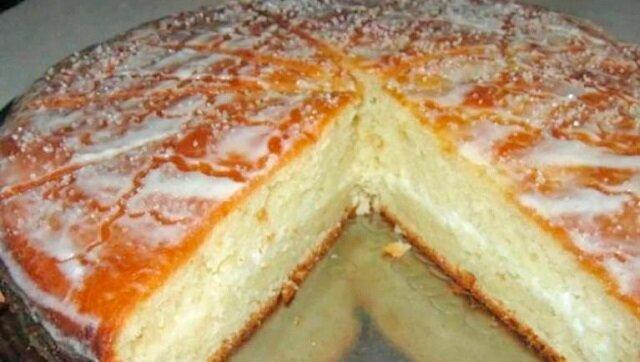 """Pyszne, delikatne i soczyste ciasto """"Powodzenie"""": zawsze się udaje"""