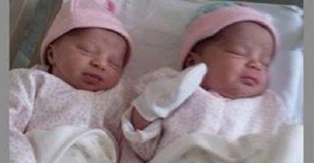 Urodziła dwie identyczne bliźniaczki, a przynajmniej tak myślała dopóki ich nie zobaczyła