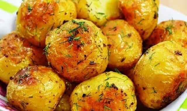 Ziemniaki po królewsku. Pycha