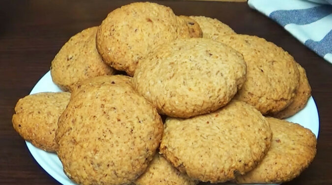 Najszybszy przepis na najsmaczniejsze ciasteczka owsiane