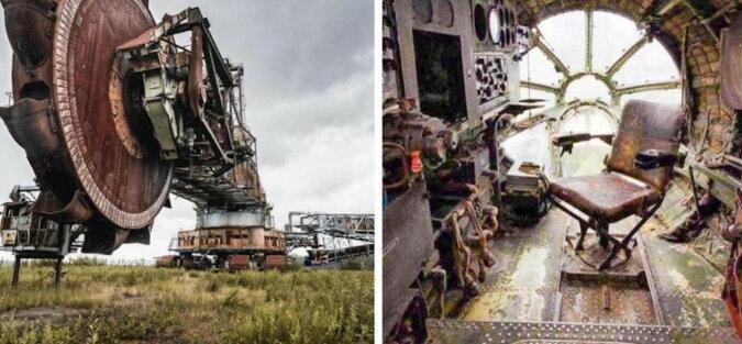Zdjęcia niezwykłych i tajemniczych opuszczonych miejsc, które jednocześnie fascynują i przerażają