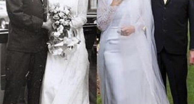Gdy ich dzieci i wnuki zobaczyli ich w 50 rocznicę ślubu, oni znowu wyglądali pięknie