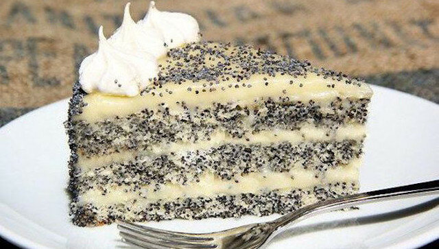 "Delikatny tort ""Królowa ester"""