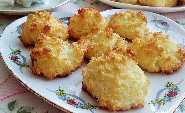Kokosanki. Smaczny deser dla całej rodziny