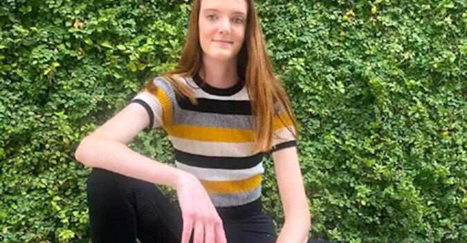 17-letnia dziewczyna ma najdłuższe nogi na świecie