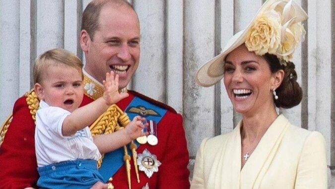 Kopia taty: opublikowano rzadkie zdjęcie 8-letniego syna księcia Williama i Kate Middleton