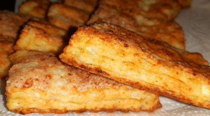 Ciasteczka twarogowe. Bardzo smaczne i proste