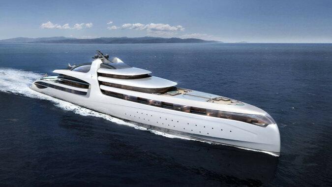 Zobacz, jak wygląda jacht za miliard dolarów: jest luksusowy
