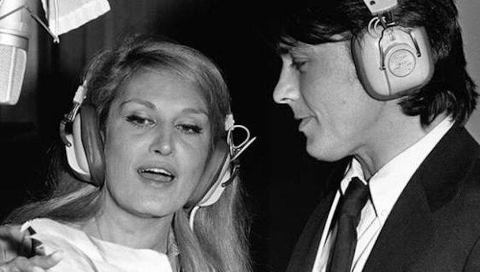 """Alain Delon i Delilah """"Paroles, paroles"""". Niepowtarzalny duet"""