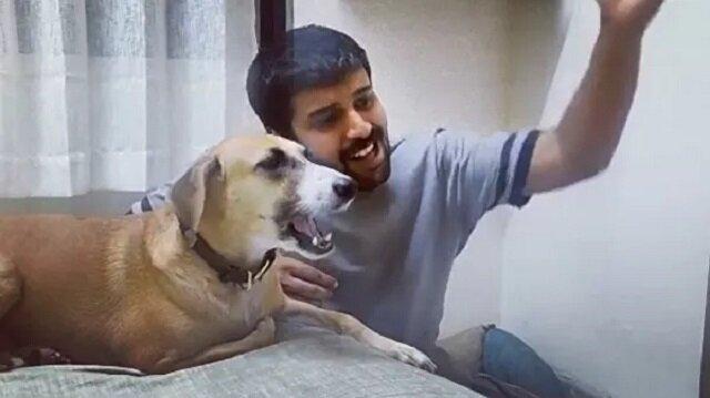 Filmik o śpiewającym psie stał się wirusowym