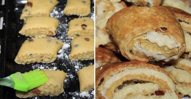 Przepis na kruche ciasteczka gruzińskie. Są bardzo szybkie i łatwe w przygotowaniu