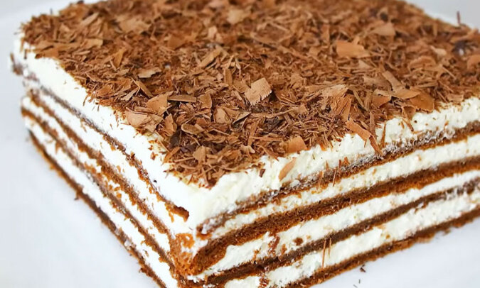 Tort bez mąki. Bardzo delikatny, smaczny i przewiewny